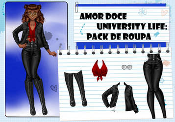 Amor Doce UL--Pack de roupas 36 by Helyra