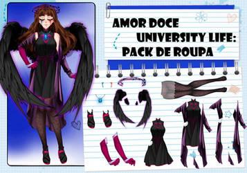 Amor Doce UL--Pack de roupas 39 by Helyra