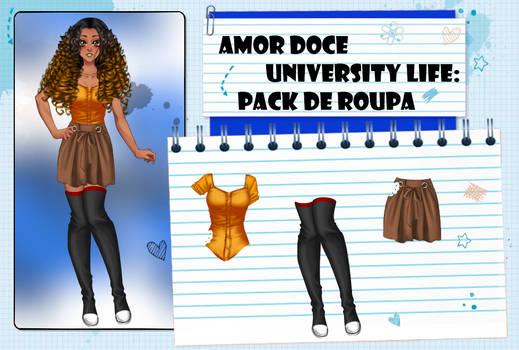 Amor Doce UL--Pack de roupas 45