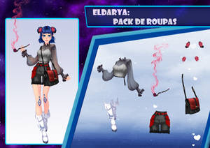 Eldarya----Pack de roupa 34