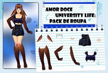Amor Doce UL--Pack de roupas 47