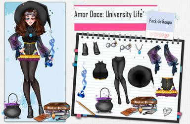 Amor Doce UL--Pack de roupas 50