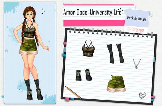 Amor Doce UL--Pack de roupas 51
