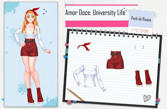Amor Doce UL--Pack de roupas 52