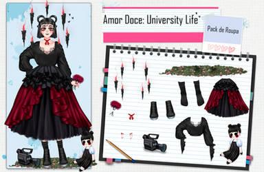 Amor Doce UL--Pack de roupas 53
