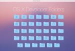 OS X Yosemite Developer Folders