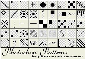 45 simple patterns