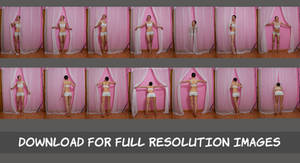 Curtain Pack (pose reference - 14 poses)
