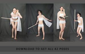 Character Poses - Fynia (42 poses)