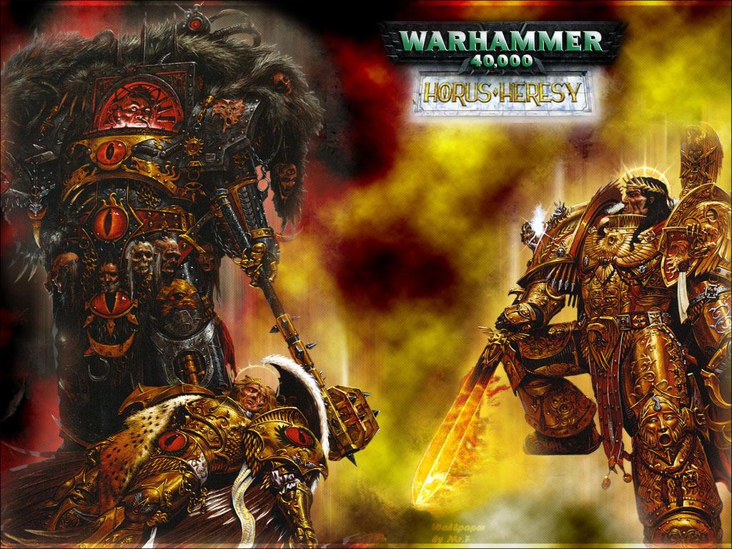 Warhammer Horus Heresy by MrForien on DeviantArt  Warhammer Horus...