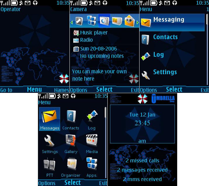 Umbrella Corporation for s40 by GorillazXD on DeviantArt