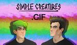 Simple Creatures by Mheetu320