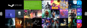 Screen Drag Game Launcher 1.0