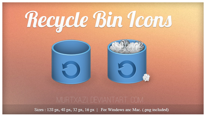Recycle Bin by MurTXazI