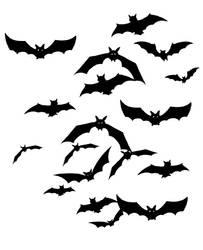 [CLIP PAINT BRUSH] - BAT by snowshinejr