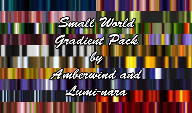 http://fc09.deviantart.net/fs20/i/2007/305/c/b/Small_World_Gradient_Pack_by_amberwind.jpg