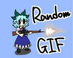 Random GIF - Shooting Cirno