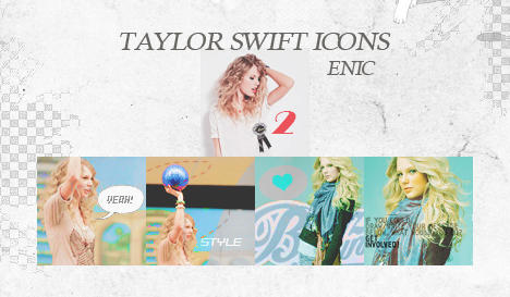 ICON-Taylor Swift by shilohremy