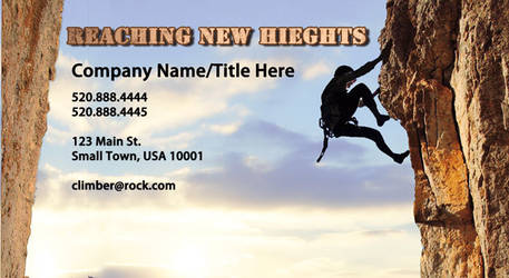 Rock Climber BC Template2 by 1980something