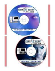 CD labels for DLC Boot Disc robnbanks edition