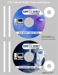 CD/DVD labels for DLC Boot Disc robnbanks edition
