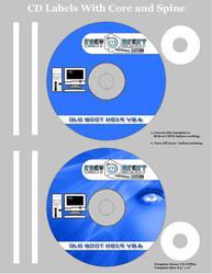 DLC Boot robnbanks CD Label 3