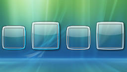 Vista User Icon Frames by ThoriumKnight