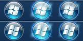 White Windows Flag Start Orbs - Update