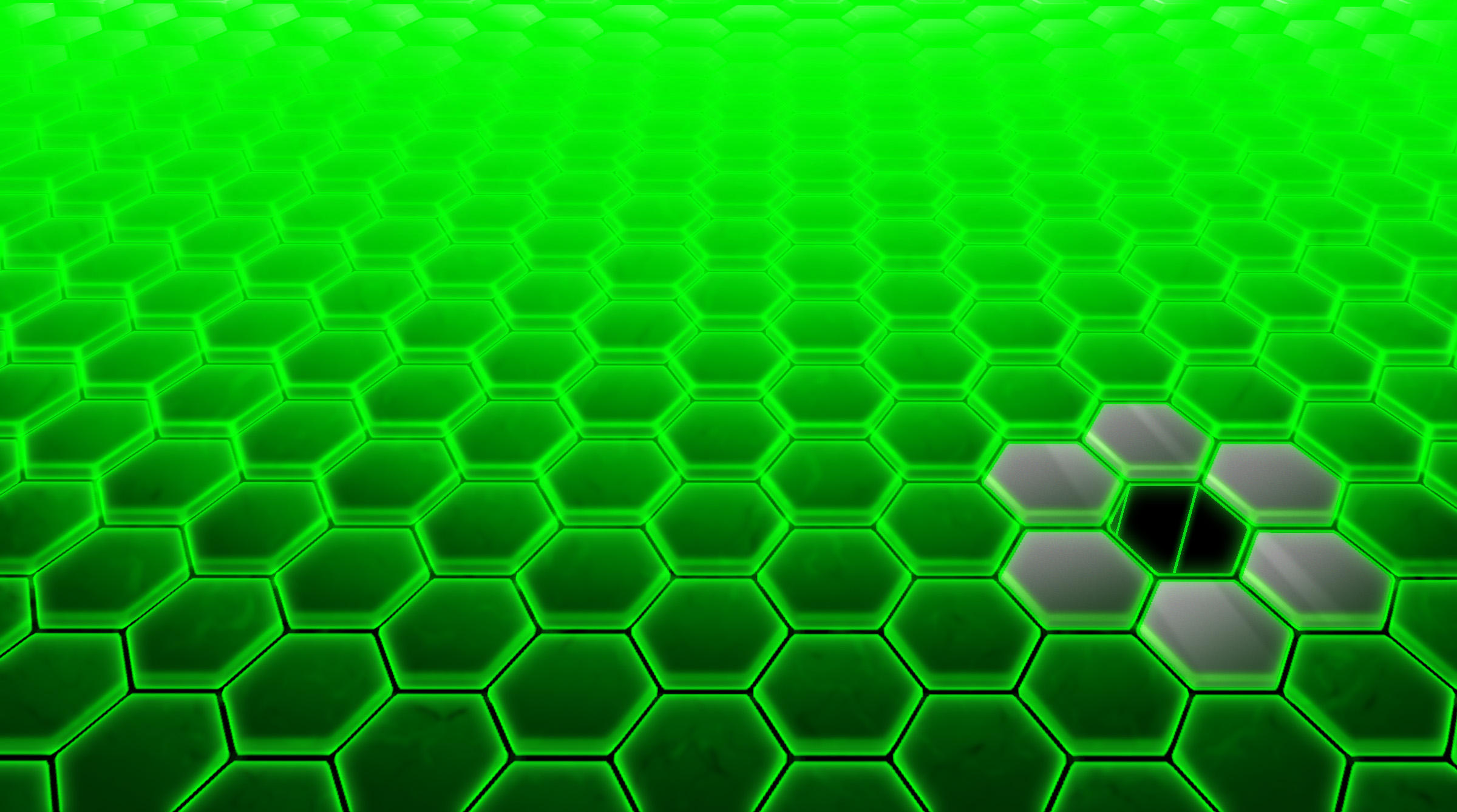 hive tech wallpaper green by aexease on deviantart