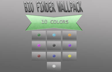 Bio-Finder-Wallpack