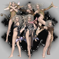 CB-Stock-3D-MoonGoddes-01 by CB-Stock