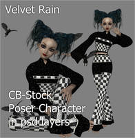 CB-3D Stock 15 by CB-Stock