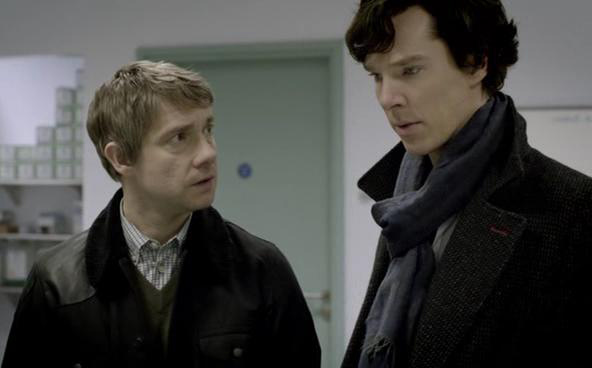 John And Sherlock Slipping Through My Fingers  A