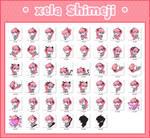 Shimeji: xela.EXE