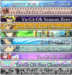 YuGiOh Banners (ALL)