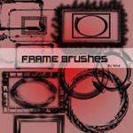 High res frames