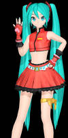 MMD DTE (02) Meiko Style DL