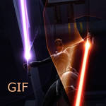 Lightsaber Mastery Animation