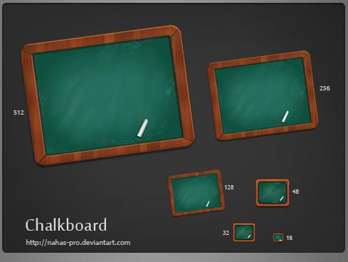 Chalkboard by nahas-pro