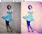 Photoshop Action 16