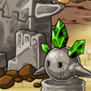 Sky Monolith and Emerald Runes by KupoGames