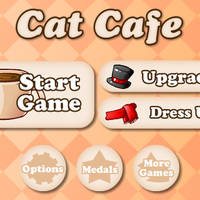 Cat Cafe Menu by KupoGames