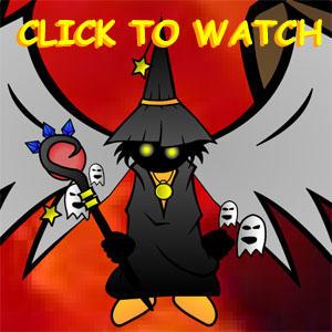 Black Mages 4 Halloween