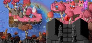 EBF5: Pink Gif by KupoGames