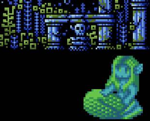 EBF5: Mermaid and Totom by KupoGames