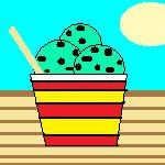 Ice Cream by puffles044
