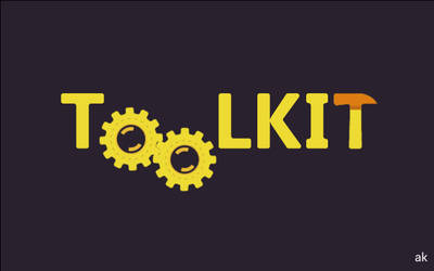 Toolkit animated Logo
