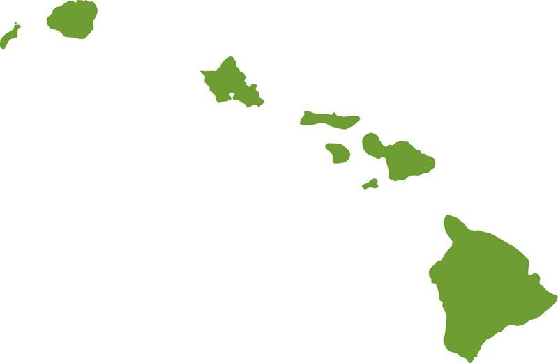 Hawaiian Islands by AaronsElite on DeviantArt