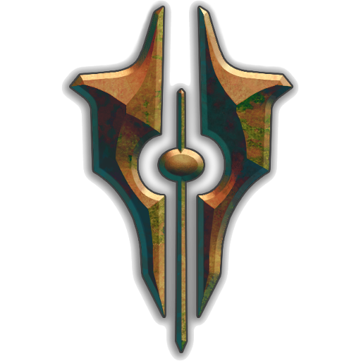 Tyranny dock icon - version 1 by vulchor