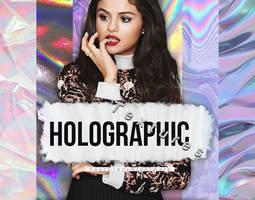 +Holographic Textures by xDaebak